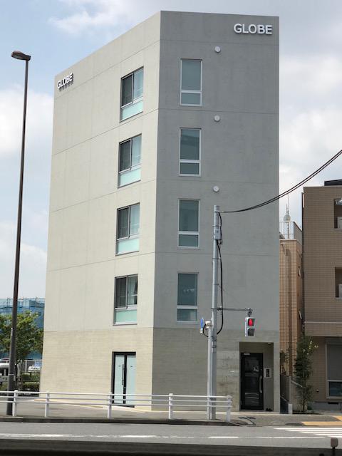 東京都足立区 グローブレジデンス111 光触媒外壁施工