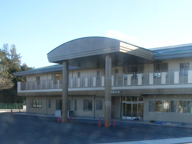 静岡県浜松市 A福祉施設 外壁光触媒施工